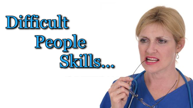 Difficult People Skills