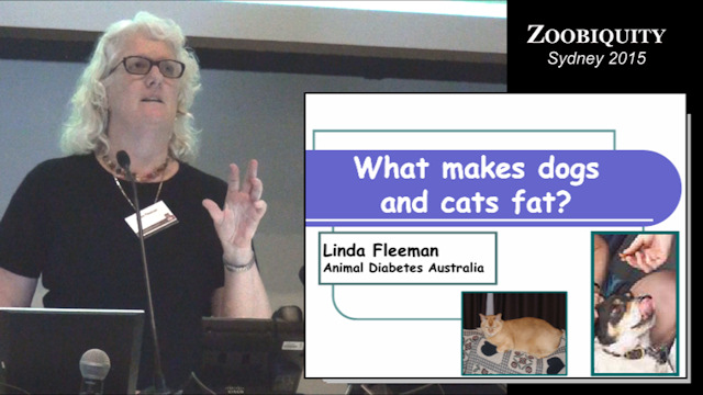 What Makes Dogs & Cats Fat? - Dr Linda Fleeman