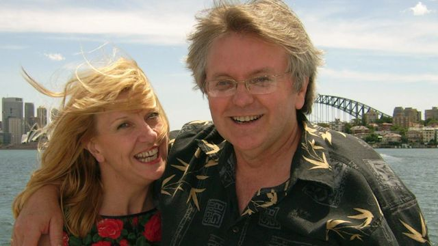 Kaye Browne & Brian Pickering