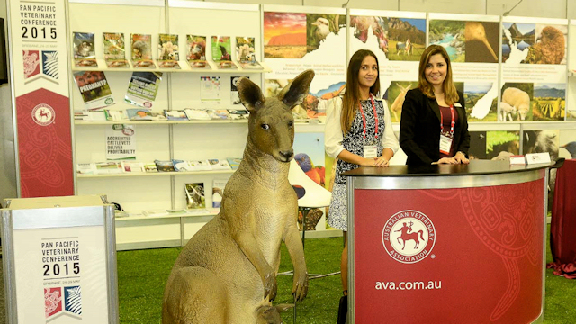 2015 Pan Pacific Veterinary Conference